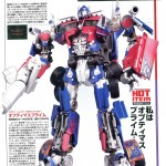 Nouvelle version pour Optimus Prime  Leader Class