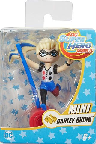 DC Super Hero Girls  Mini Figure