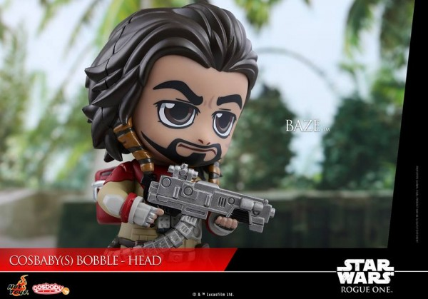 Rogue One - Chirrut & Baze Cosbaby Bobble-Head.