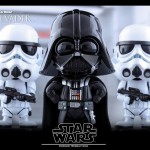 Star Wars – Darth Vader Cosbaby Bobble-Head Series.