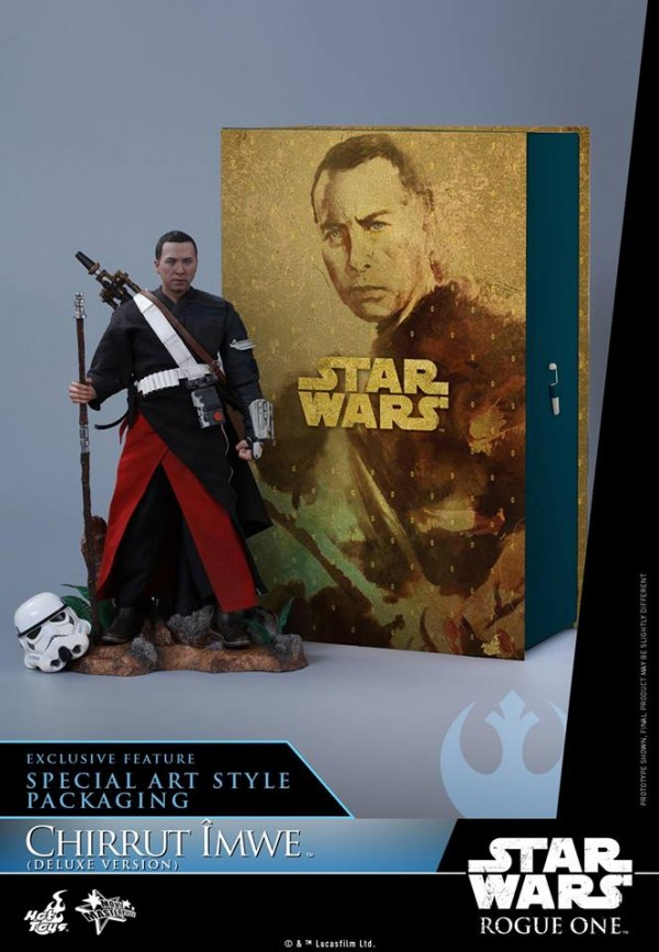 Rogue One - 1/6th scale Chirrut Îmwe Collectible Figure