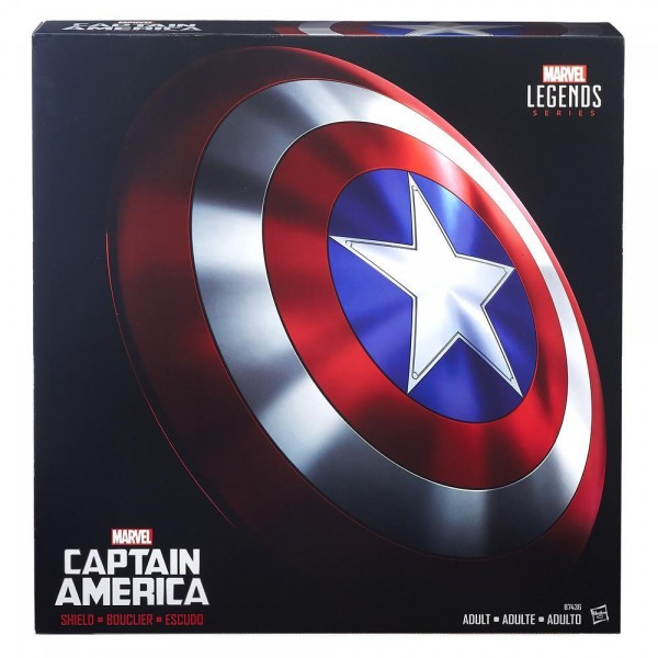 Bouclier Captain America - Marvel legends