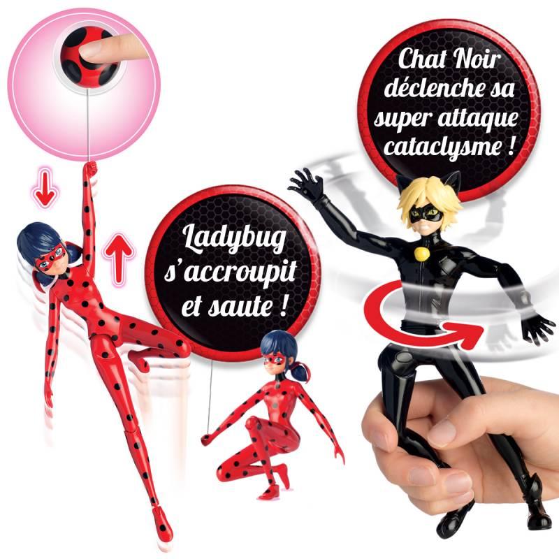 Yoyo Lumineux Chat Noir Ladybug Miraculous Aucun Ornements De Noel