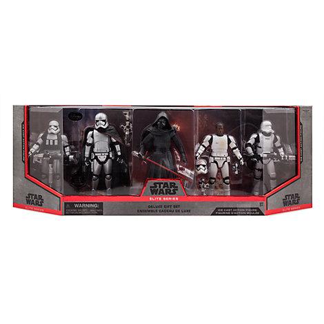 Coffret cadeau de luxe Star Wars de la série Elite en promotion au prix de  95,00€ sur DisneyStore.fr