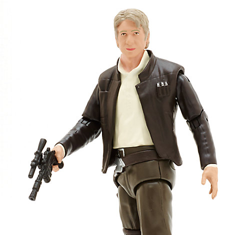 Figurine Star Wars Elite Series : Han Solo  Star Wars : Le Réveil de la Force