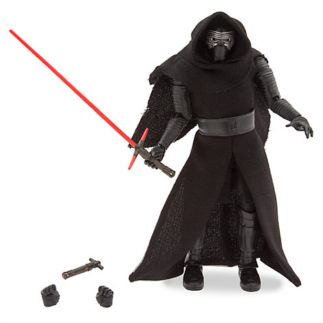 Star Wars Elite Serie Premium Edition exclu DisneyStore