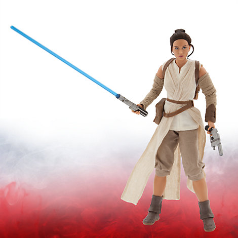 REY Star Wars Elite Serie Premium Edition exclu DisneyStore
