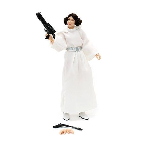 Figurine Princesse Leia de qualité supérieure de la série Elite, Star Wars