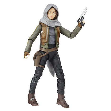 Jyn Erso Black Series 6inch , Rogue One : A Star Wars Story