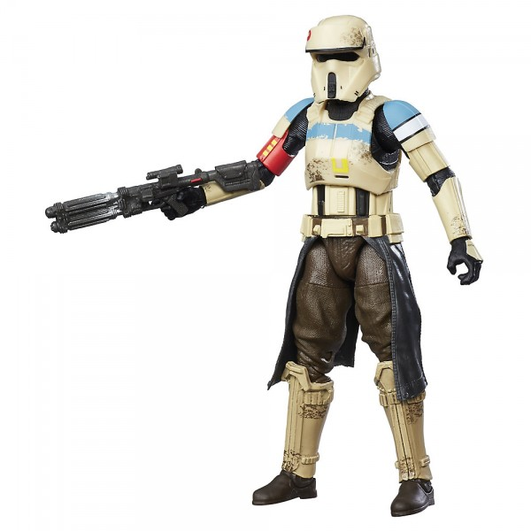 Stormtrooper Scarif Black Series 6inch , Rogue One : A Star Wars Story au prix de 26,99€