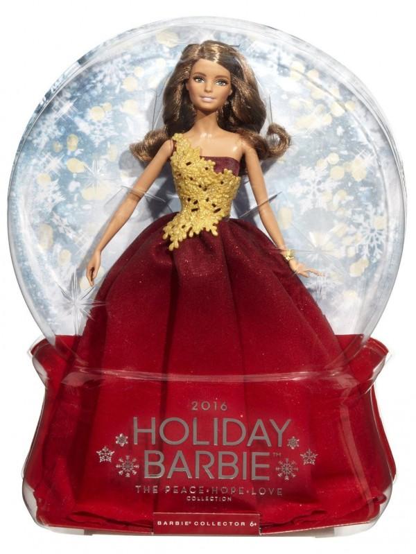 Noël Mattel 2016 Barbie