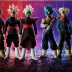 DragonBall Super - set A et B