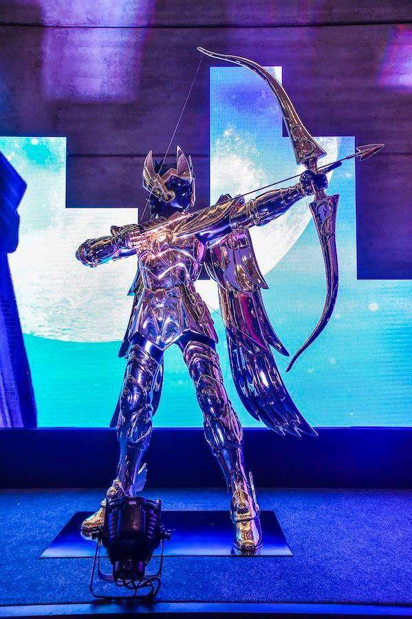 Saint Seiya Myth cloth news 2017