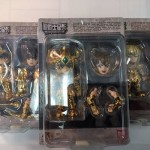 SAINT SEIYA Daizenshu : photo du packaging
