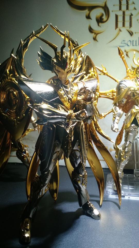 Saitn Seiya Myth cloth news 2017