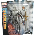 Marvel Select Destroyer Odin – nouvelles images