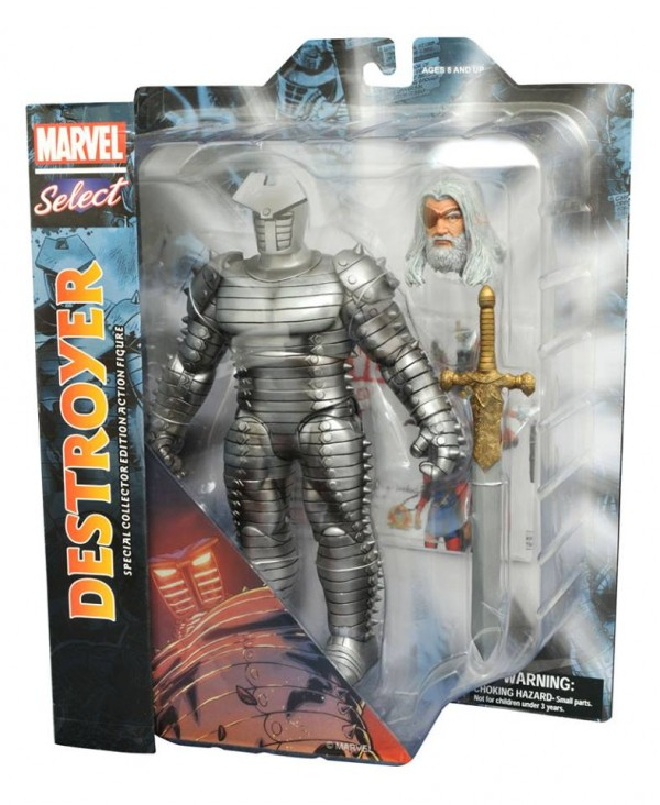 Marvel Select Destroyer Odin