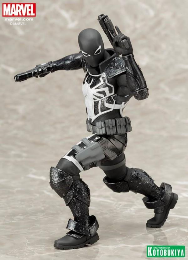 Marvel Comics Agent Venom ARTFX+ statue.