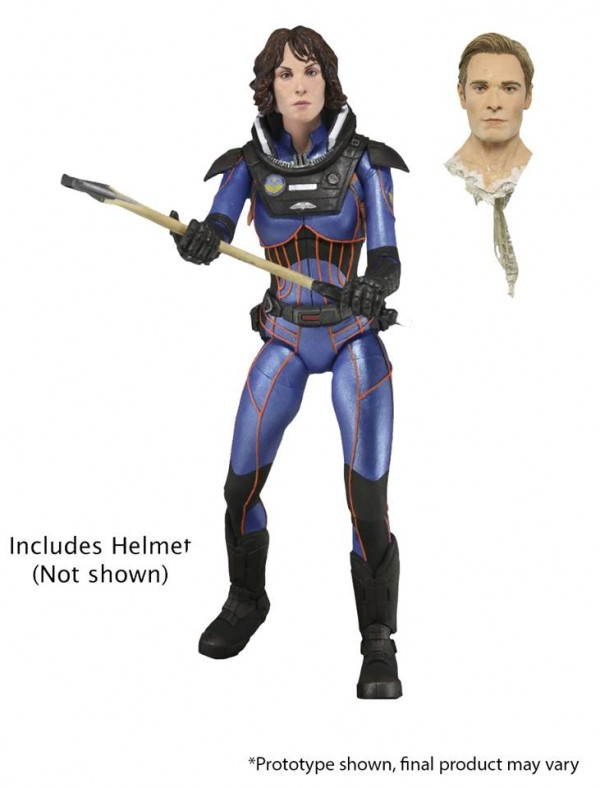 "Prometheus Series 4 - ""The Lost Wave"" par Neca"