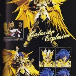 SAINT SEIYA : Saint Cloth Mythology God Edition