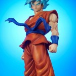 Gigantic Dragon Ball Super SSGSS Goku - Resurrection F