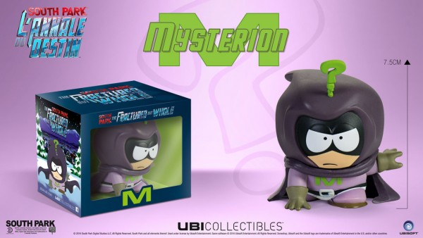 Les figurines officielles de South Park l'Annale du Destin