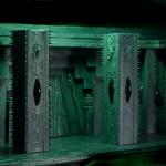 NECA : jour 9 un diorama Aliens vs Predators