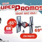 Bon Plan le Tie fighter 1st Order en promo chez Toys R Us