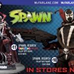 Spawn Rebith, le retour des figurines McFarlane