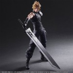 FF7 Remake : Cloud et Barret - Play Arts Kai