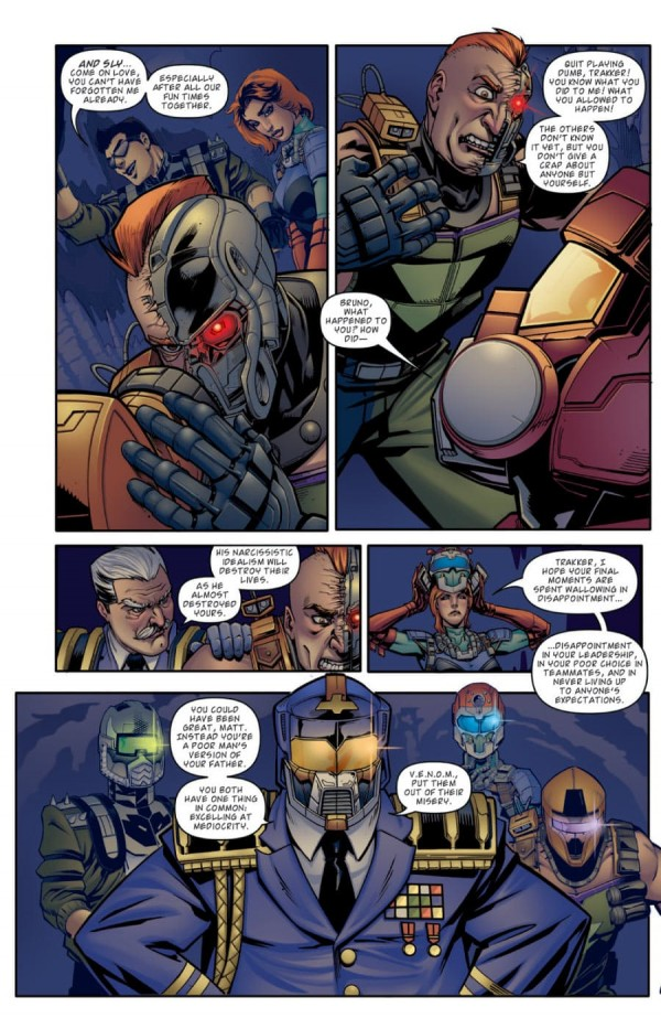 M.A.S.K.: Mobile Armored Strike Kommand #2 (Preview)