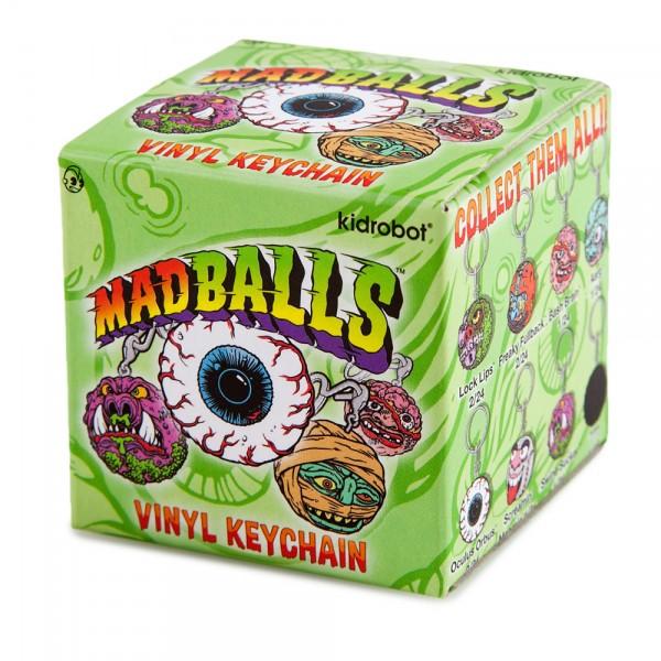 Kidrobot relance les Madballs