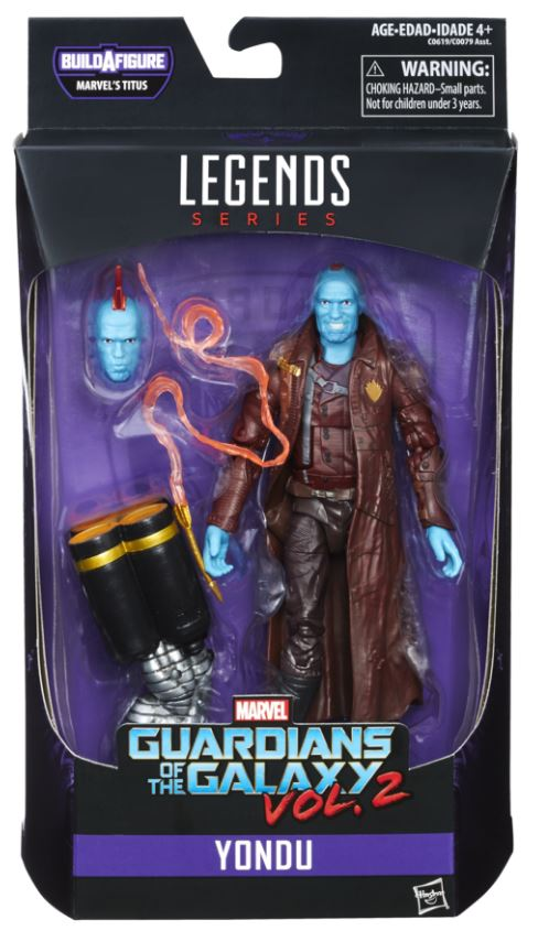 Marvel Legends Guardians of the Galaxy Vol. 2 Wave 1
