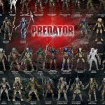 NECA : le guide PREDATORS
