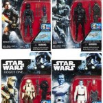 Rogue One, les images de la wave 3 des figurines Star Wars