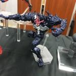 Revoltech Venom - la prototype exposé