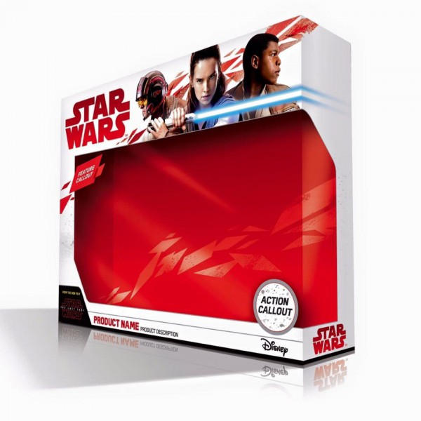 JOUETS et Figurines Star Wars : Épisode VIII The Last Jedi