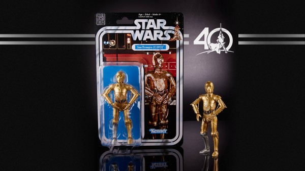 Black Series A New Hope 40th Anniversary 6″ Figures / 15cm