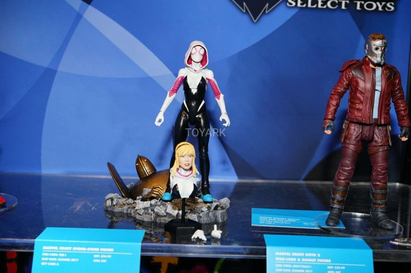 Marvel-Select-Spider-Gwen