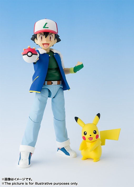 SH-Figuarts-Pokemon-Ash-and-Pikachu-1