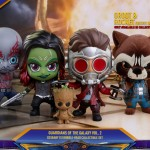 GotG Vol. 2 : Hot Toys Cosbaby