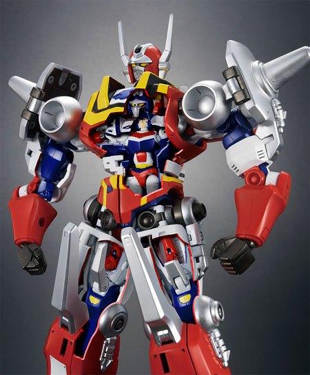 Machin Robo Soul of Chogokin GX-39