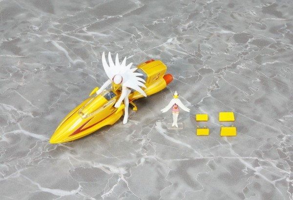 EX Gokin Gatchaman Mecha Collection Series - G-3 Repaint Version