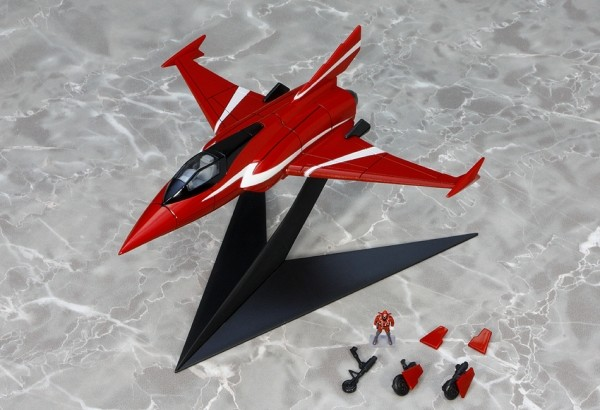 EX Gokin Gatchaman Mecha Collection Series - Red Impulse Repaint Version