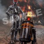Triple Zero et BT-1 exclu Star Wars Celebration