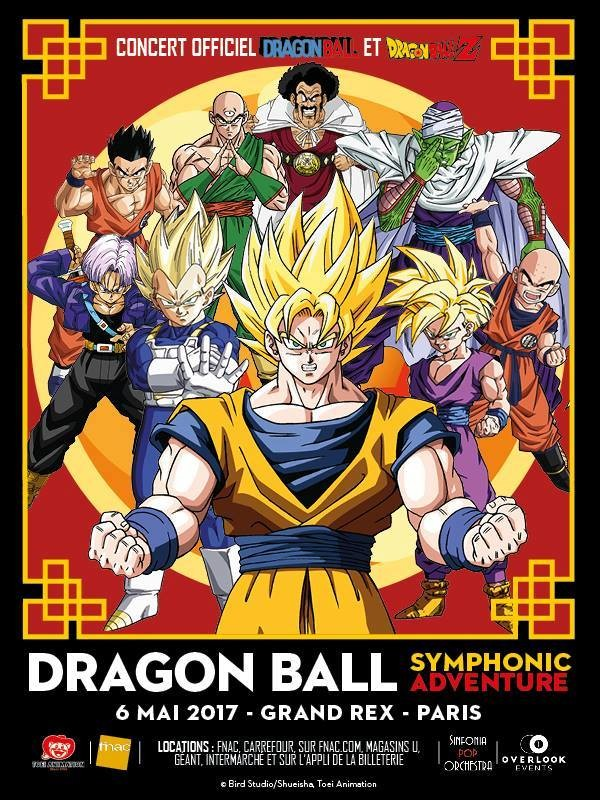 DRAGON BALL SYMPHONIC ADVENTURE (MUSIC FROM DRAGON BALL & DRAGON BALL Z)