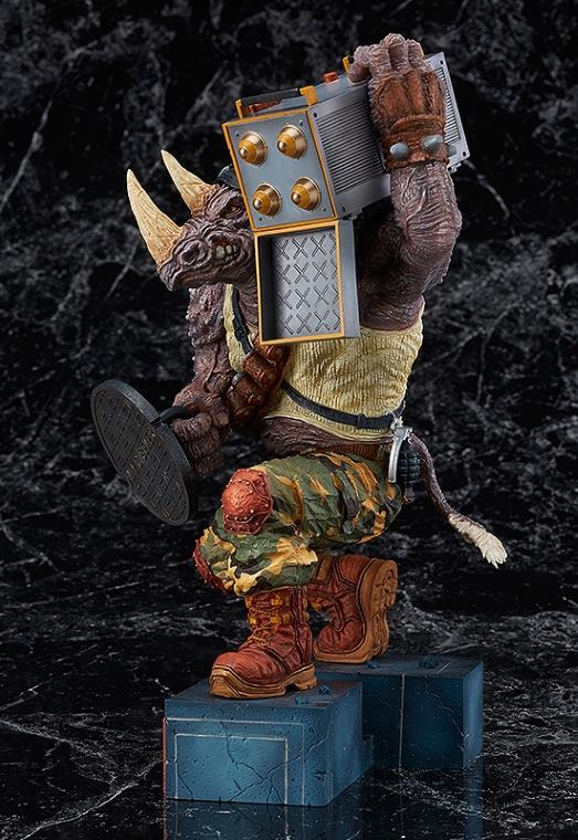 Teenage Mutant Ninja Turtles : Rocksteady scaler Good Smile Company