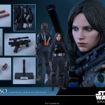 Rogue One - 1/6th scale Jyn Erso (Imperial Disguise Version).