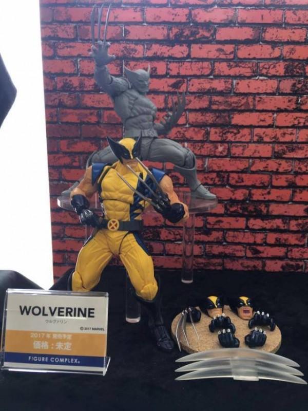 Wolverine Amazing Yamaguchi