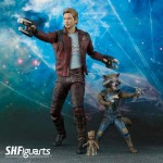S.H.Figuarts Star-Lord – Guardians of the Galaxy vol2 - nouvelles images